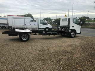 2012 Fuso Canter 918 White Cab Chassis 3.0l