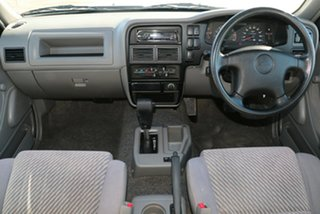 2000 Holden Rodeo TF R9 LX Crew Cab 4x2 White 4 Speed Automatic Utility