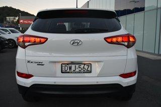 2018 Hyundai Tucson TL MY18 Active X 2WD White 6 Speed Manual Wagon