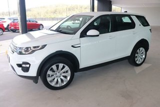 2018 Land Rover Discovery Sport L550 18MY HSE Polaris White 9 Speed Sports Automatic Wagon.