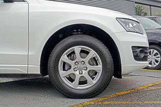 2012 Audi Q5 8R MY13 TDI S Tronic Quattro White 7 Speed Sports Automatic Dual Clutch Wagon