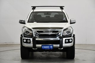 2017 Isuzu MU-X MY16.5 LS-U Rev-Tronic White 6 Speed Sports Automatic Wagon.