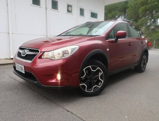 2013 Subaru XV G4X MY13 2.0i Lineartronic AWD Red 6 Speed Constant Variable Wagon.