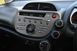 2010 Honda Jazz GE MY10 GLi White 5 Speed Automatic Hatchback
