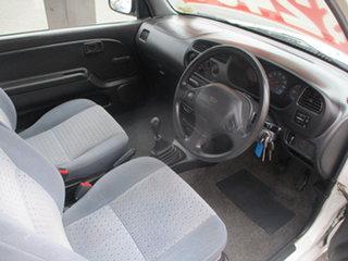 2001 Daihatsu Cuore White 5 Speed Manual Hatchback