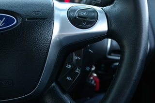 2014 Ford Focus LW MkII Sport PwrShift Grey 6 Speed Sports Automatic Dual Clutch Hatchback