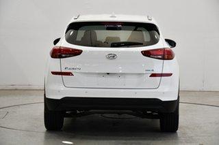 2020 Hyundai Tucson TL3 MY20 Elite AWD Pure White 8 Speed Sports Automatic Wagon