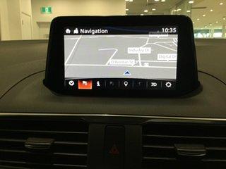 2018 Mazda 3 BN5238 SP25 SKYACTIV-Drive GT Machine Grey 6 Speed Sports Automatic Sedan