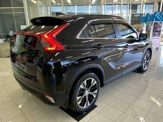 2018 Mitsubishi Eclipse Cross YA MY18 ES 2WD Black 8 Speed Constant Variable Wagon