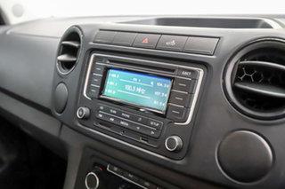 2017 Volkswagen Amarok 2H MY17 TDI420 4MOTION Perm Core Plus Blue 8 Speed Automatic Utility