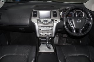 2012 Nissan Murano Z51 Series 3 TI Ivory Pearl 6 Speed Constant Variable Wagon