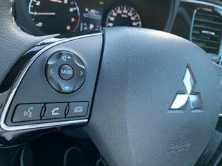 2019 Mitsubishi Outlander ZL MY19 ES 2WD ADAS White 6 Speed Constant Variable Wagon