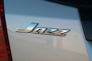2008 Honda Jazz GE MY09 GLi Silver 5 Speed Automatic Hatchback