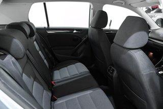 2009 Volkswagen Golf VI MY10 103TDI DSG Comfortline Blue 6 Speed Sports Automatic Dual Clutch