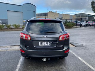 2010 Hyundai Santa Fe CM MY10 Highlander Grey 6 Speed Sports Automatic Wagon