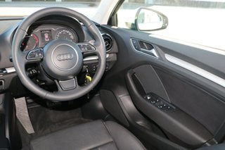 2014 Audi A3 8V MY14 Ambition S Tronic White 7 Speed Sports Automatic Dual Clutch Sedan