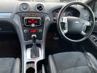 2010 Ford Mondeo MC Titanium TDCi Black 6 Speed Sports Automatic Dual Clutch Wagon