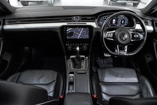 2018 Volkswagen Arteon 3H MY18 206TSI Sedan DSG 4MOTION R-Line White 7 Speed.