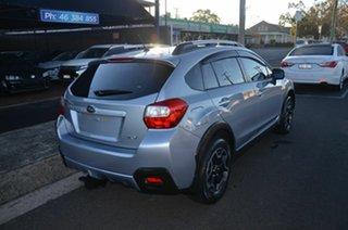 2012 Subaru XV 2.0I-S Silver 6 Speed Manual Wagon.