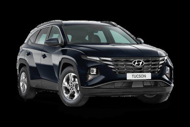Demo Hyundai Tucson NX4.V1 MY22 2WD Cardiff, 2021 Hyundai Tucson NX4.V1 MY22 2WD Deep Sea 6 Speed Automatic Wagon