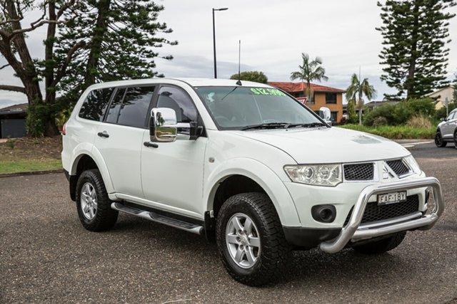 Used Mitsubishi Challenger PB (KG) MY12 Port Macquarie, 2012 Mitsubishi Challenger PB (KG) MY12 White 5 Speed Manual Wagon