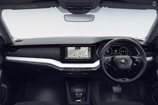 2021 Skoda Octavia NX MY21 110TSI Sedan Style Black 8 Speed Automatic Liftback.