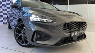 2020 Ford Focus SA 2020.25MY ST Magnetic 6 Speed Manual Hatchback.