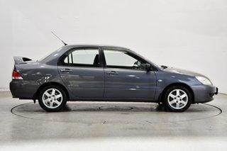 2007 Mitsubishi Lancer CH MY07 ES Grey 4 Speed Sports Automatic Sedan