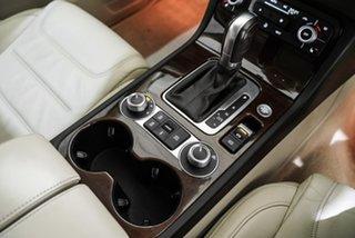 2017 Volkswagen Touareg 7P MY17 V6 TDI Tiptronic 4MOTION Blue 8 Speed Sports Automatic Wagon