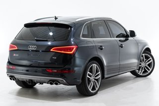 2014 Audi SQ5 8R MY14 TDI Tiptronic Quattro Blue 8 Speed Sports Automatic Wagon.