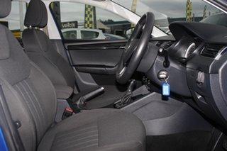 2019 Skoda Octavia NE MY19 110TSI Sedan DSG Race Blue 7 Speed Sports Automatic Dual Clutch Liftback