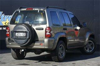 2006 Jeep Cherokee KJ MY2006 Sport Bronze 4 Speed Automatic Wagon