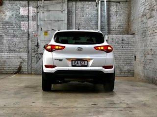 2018 Hyundai Tucson TL2 MY18 Trophy 2WD White 6 Speed Sports Automatic Wagon