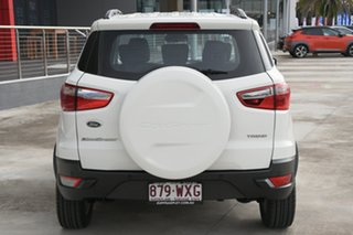 2016 Ford Ecosport BK Trend PwrShift White 6 Speed Sports Automatic Dual Clutch Wagon
