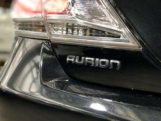 2011 Toyota Aurion GSV40R MY10 Touring Black 6 Speed Sports Automatic Sedan