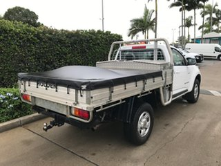 2012 Holden Colorado RG MY13 LX Summit White 6 speed Automatic Cab Chassis