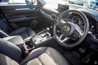 2021 Mazda CX-5 KF4WLA Touring SKYACTIV-Drive i-ACTIV AWD Red 6 Speed Sports Automatic Wagon