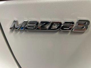 2018 Mazda 3 BN5238 SP25 SKYACTIV-Drive White 6 Speed Sports Automatic Sedan