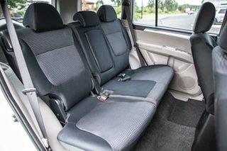 2012 Mitsubishi Challenger PB (KG) MY12 White 5 Speed Manual Wagon