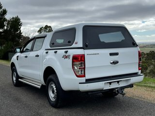 2017 Ford Ranger PX MkII XL White 6 Speed Sports Automatic Utility