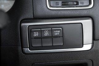 2016 Mazda CX-5 KE1022 Grand Touring SKYACTIV-Drive AWD Blue 6 Speed Sports Automatic Wagon