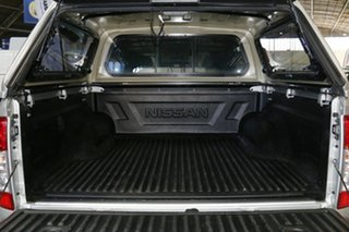2016 Nissan Navara D23 S2 RX 4x2 Brilliant Silver 7 Speed Sports Automatic Utility
