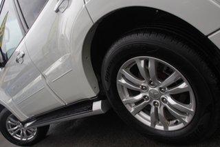 2016 Mitsubishi Pajero NX MY16 GLS Warm White 5 Speed Sports Automatic Wagon