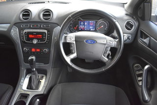 2011 Ford Mondeo MC Zetec TDCi White 6 Speed Sports Automatic Wagon