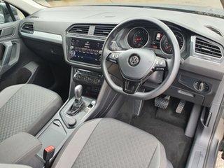 2018 Volkswagen Tiguan 5N MY19 132TSI DSG 4MOTION Comfortline Indium Grey Lr7hl 7 Speed.