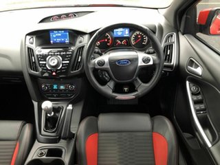 2014 Ford Focus LW MkII ST Red 6 Speed Manual Hatchback