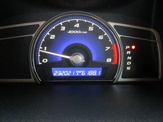 2008 Honda Civic 8th Gen MY08 Sport Silver 5 Speed Automatic Sedan