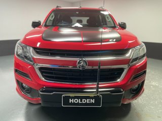 2018 Holden Colorado RG MY18 Z71 Pickup Crew Cab Red 6 Speed Sports Automatic Utility.