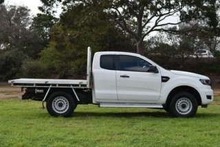 2016 Ford Ranger PX MkII XL Hi-Rider White 6 Speed Sports Automatic Cab Chassis