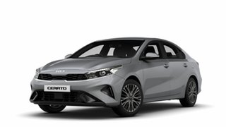 2021 Kia Cerato BD MY22 Sport+ Steel Grey 6 Speed Sports Automatic Sedan